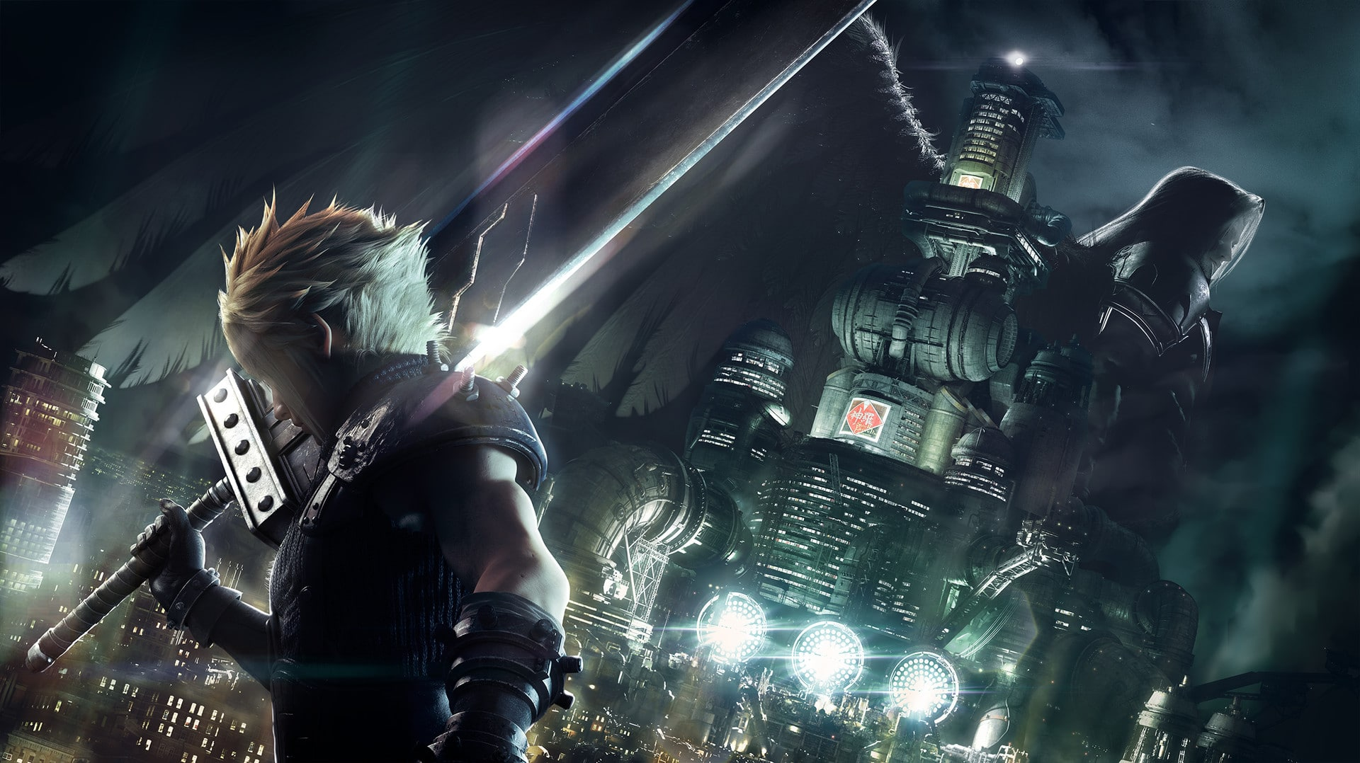 final fantasy vii remake key art featured - Square Enix desmiente la llegada de Final Fantasy VII Remake a Xbox One