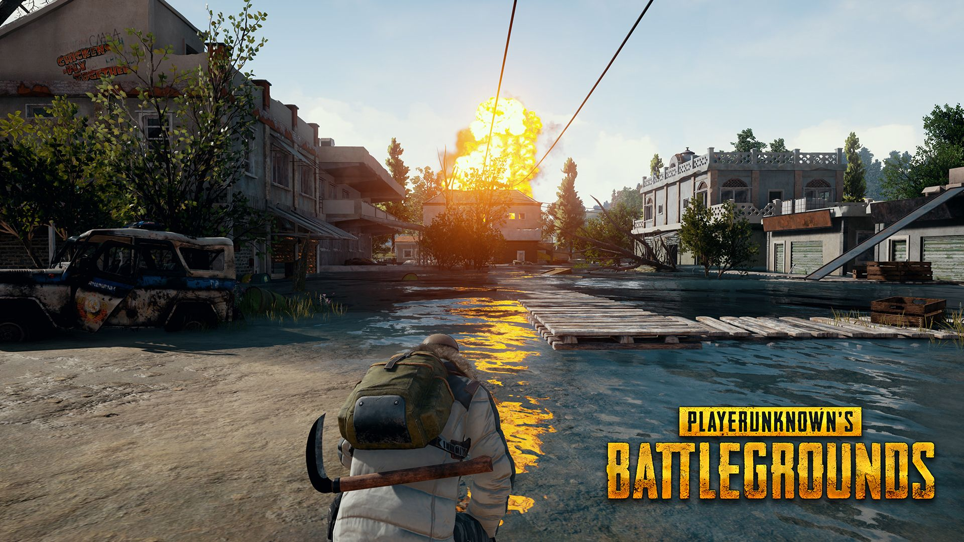 wp2474966 - PUBG: Actualización del Anti-Cheat en camino