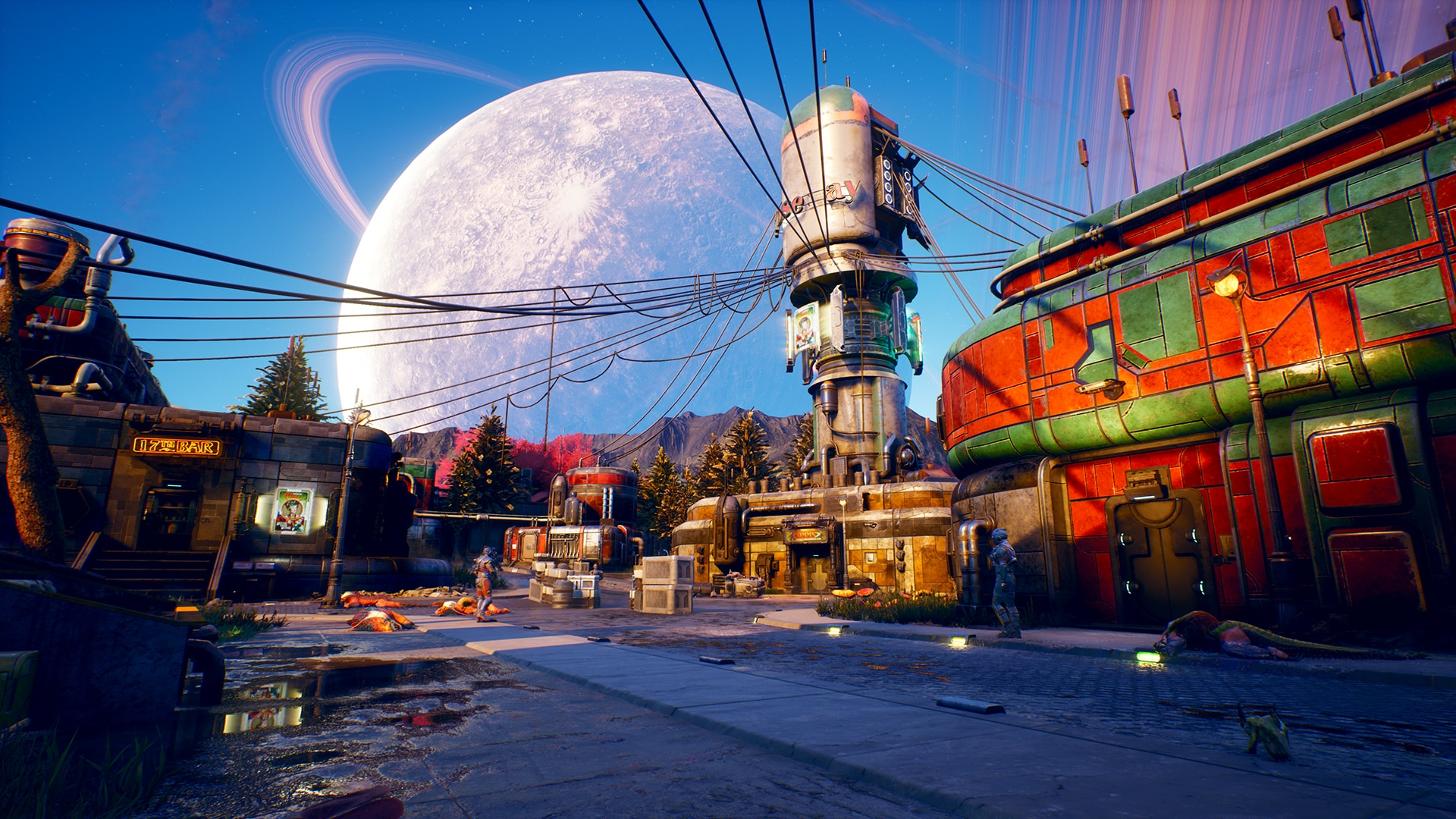 The Outer Worlds Xbox Scarlett