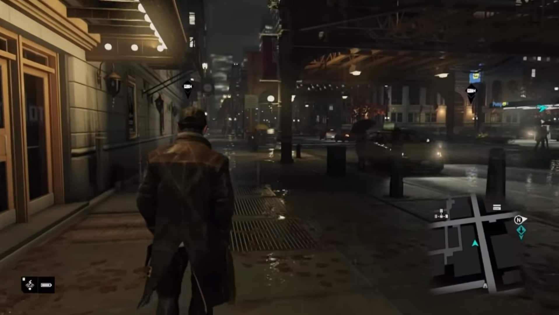 Watch Dogs E3 2012 downgrades